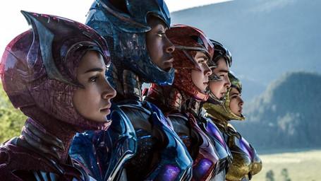 Power Rangers Trailer Dublado