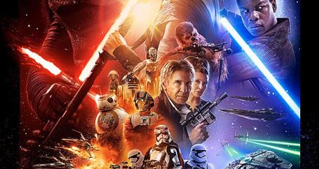 'Star Wars - O Despertar da Força' ganha primeiro cartaz oficial