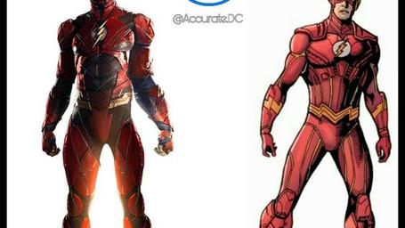 Adaptação vs Quadrinhos