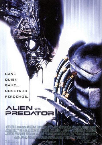 Alien vs Predador