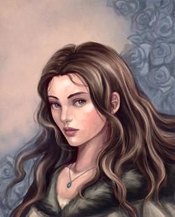 Lyanna Stark by Dreambieng