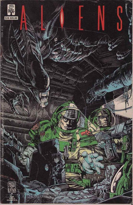 Aliens (editora Abril)