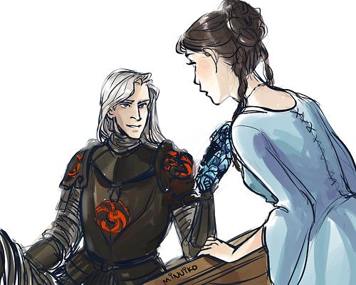 Rhaegar e Lyanna
