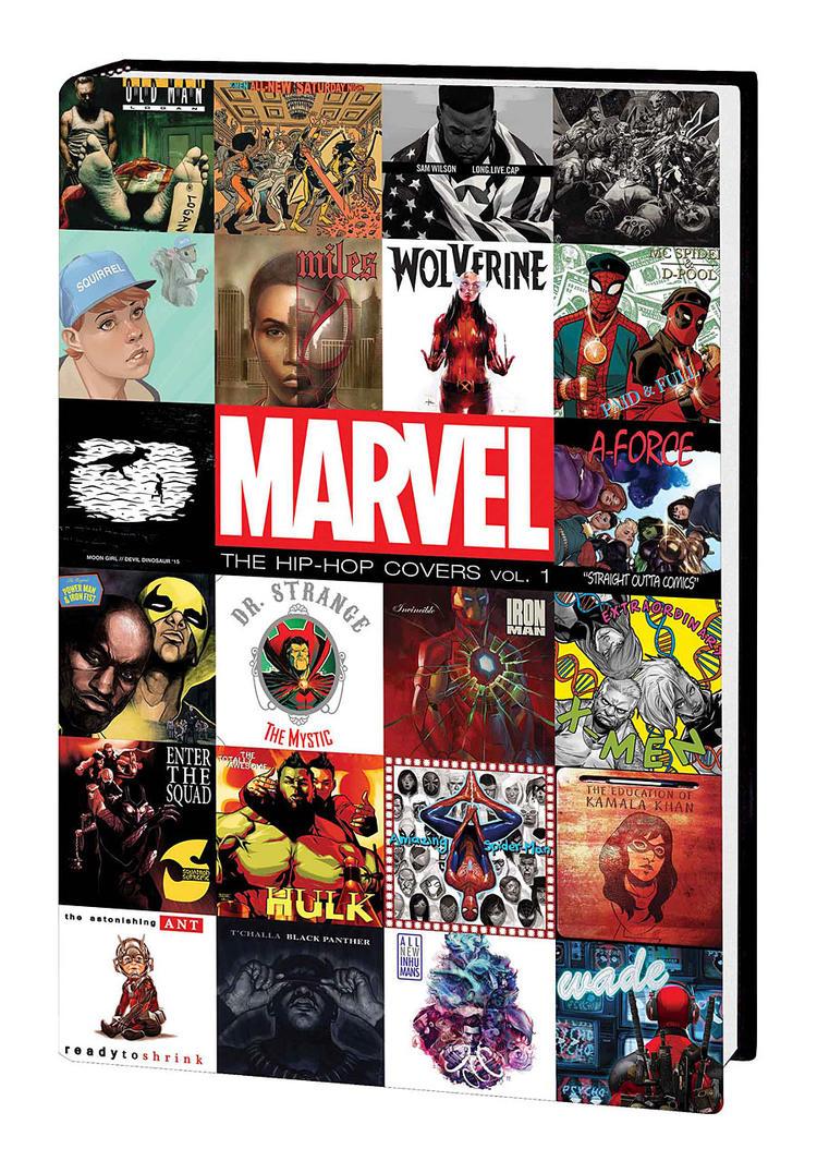 Lançamentos Marvel maio/2016