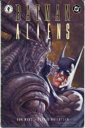 Batman vs Alien