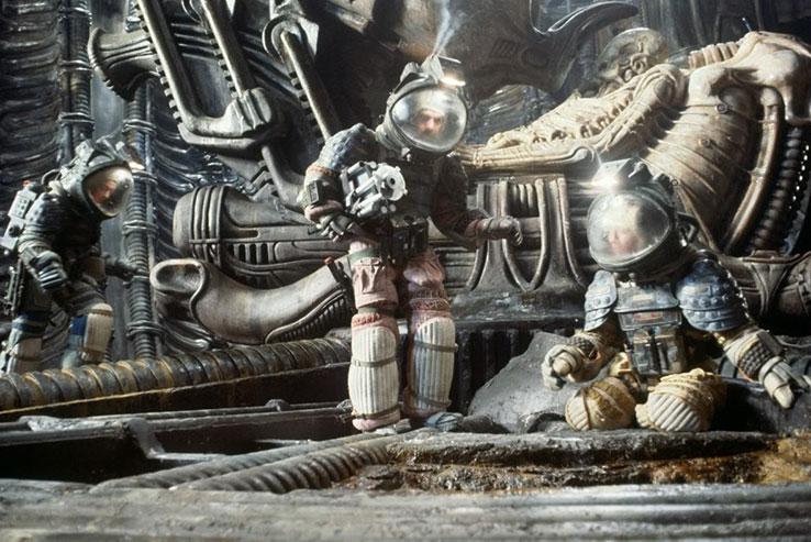 Figurino usado no filme