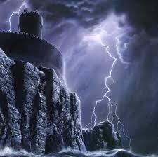 Ponta Tempestade por Ted Nasmith.