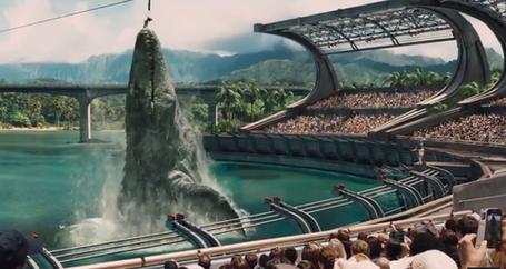 Jurassic World - O Mundo dos Dinossauros - Trailer Oficial