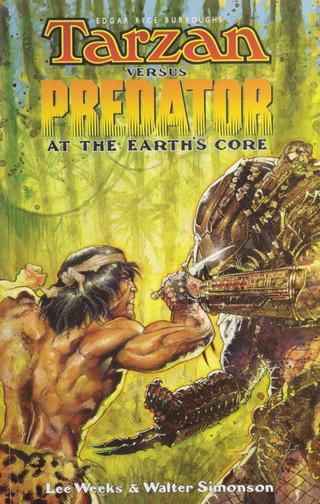 Tarzan vs Predador