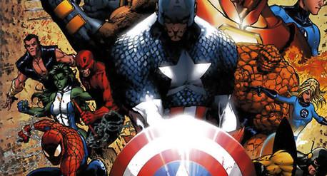 Marvel confirma Guerra Civil em Capitão América 3