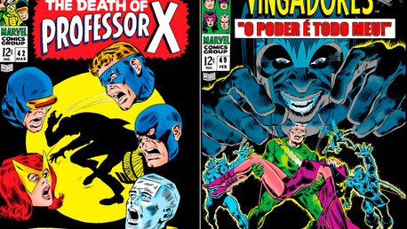 X-Men Capítulo 73: The X-Men #42 | Vingadores #49