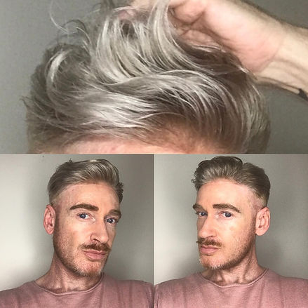 Men's Hair Piece