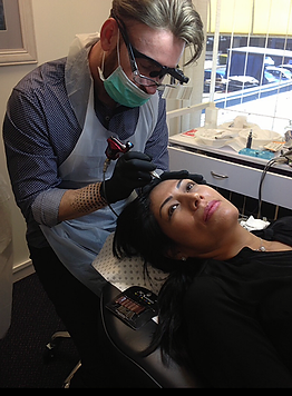 Scalp Micropigmentation for women Sydney