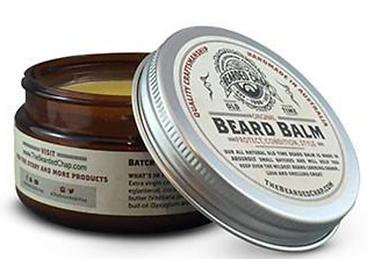 Beard Balm Bearded chap