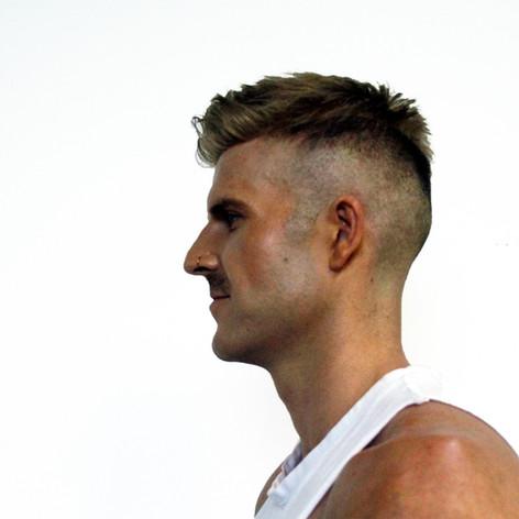 Short Semipermanent Hairpiece