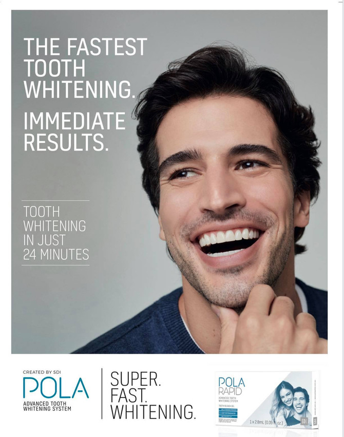 NEW -  38% TEETH WHITENING done for you! Special $369, normally $595 - lasts 6 months!