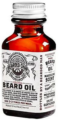 Beard oil Bearded chap Brisbane
