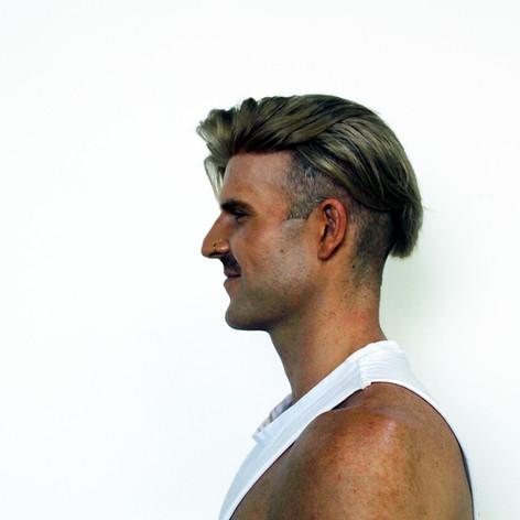 Long Semipermanent Hairpiece