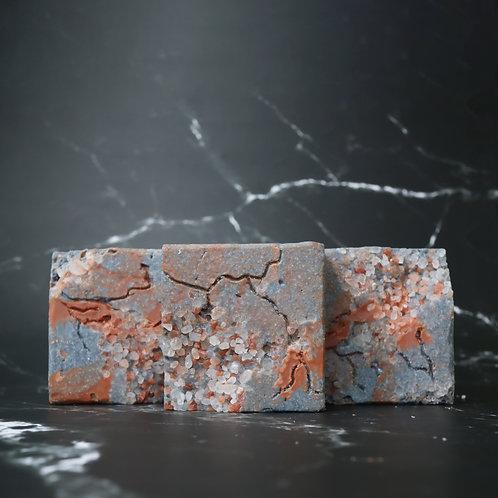 Large Salt Crystal Soap
