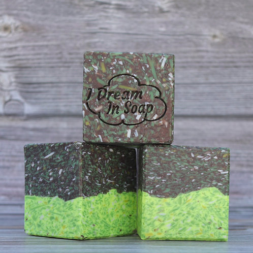 The CUBE - Coconut Lime