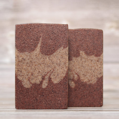 Gardener's Scrubby Soap (Lavender and Listea Cubeba)