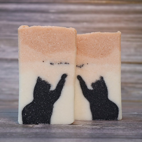 Salty Cat - Geranium spa salt bar