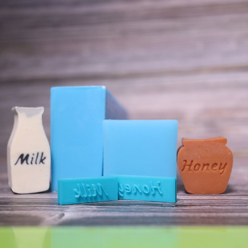 Milk & Honey Embed set with free stamps