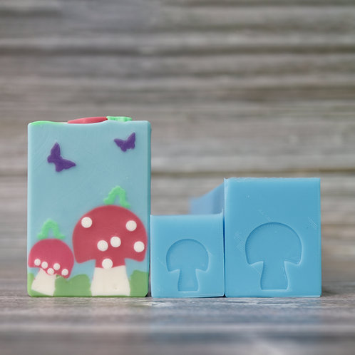 Toadstool embed moulds