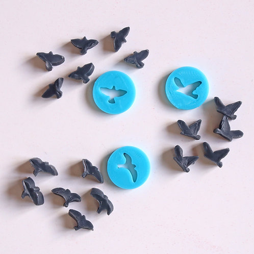 Flying Birds 18mm