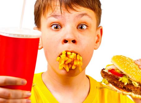 Παράγοντες που οδηγούν στην παιδική παχυσαρκία
