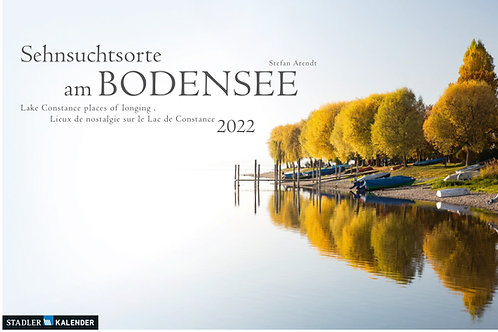 "Kalender ""Sehnsuchtsorte am Bodensee"" 2022"