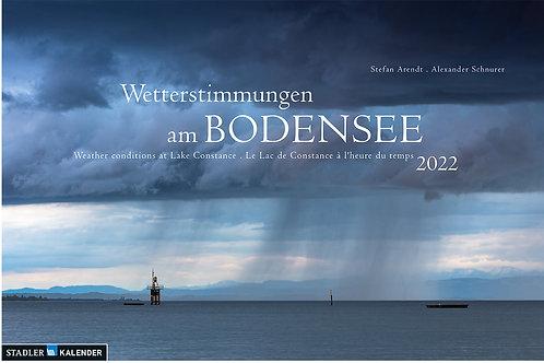 Kalender Wetterstimmungen am Bodensee 2022