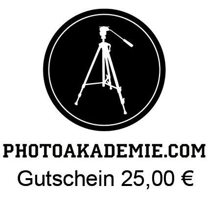 Gutschein 25,00 €