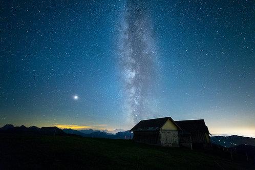 Sternen und Milchstraßenfotografie (Abend und Nacht Kurs)