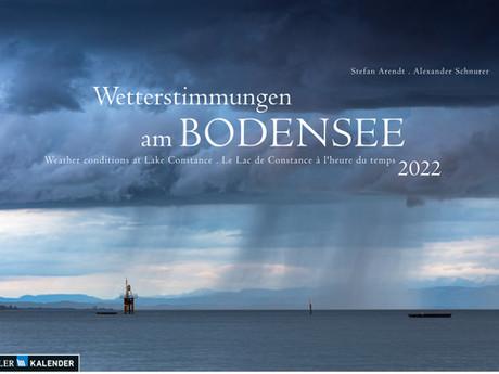Zwei eigene Kalender für das Jahr 2022