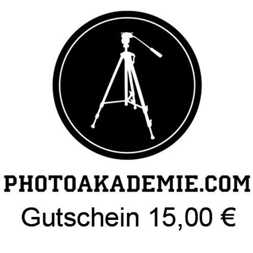 Gutschein 15,00 €