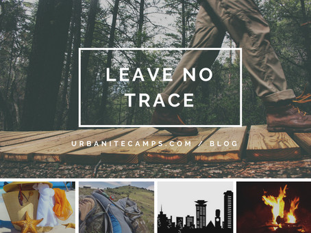 Do you 'Leave No Trace'?