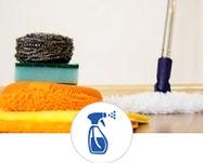 Reinigung und Immobilienpflege