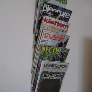 Magazinhalter