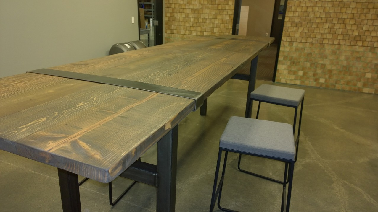 Custom Long Table