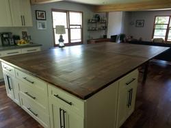 Custom Kitchen Island Top