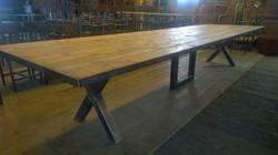 Custom Long Table
