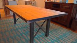 Table with Bridge Base