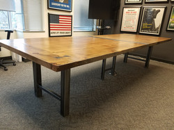 10' conference room table