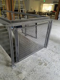 Custom Stair Protector