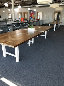 Commercial Meeting Tables