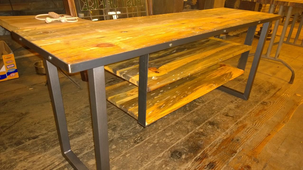 Custom Work Table