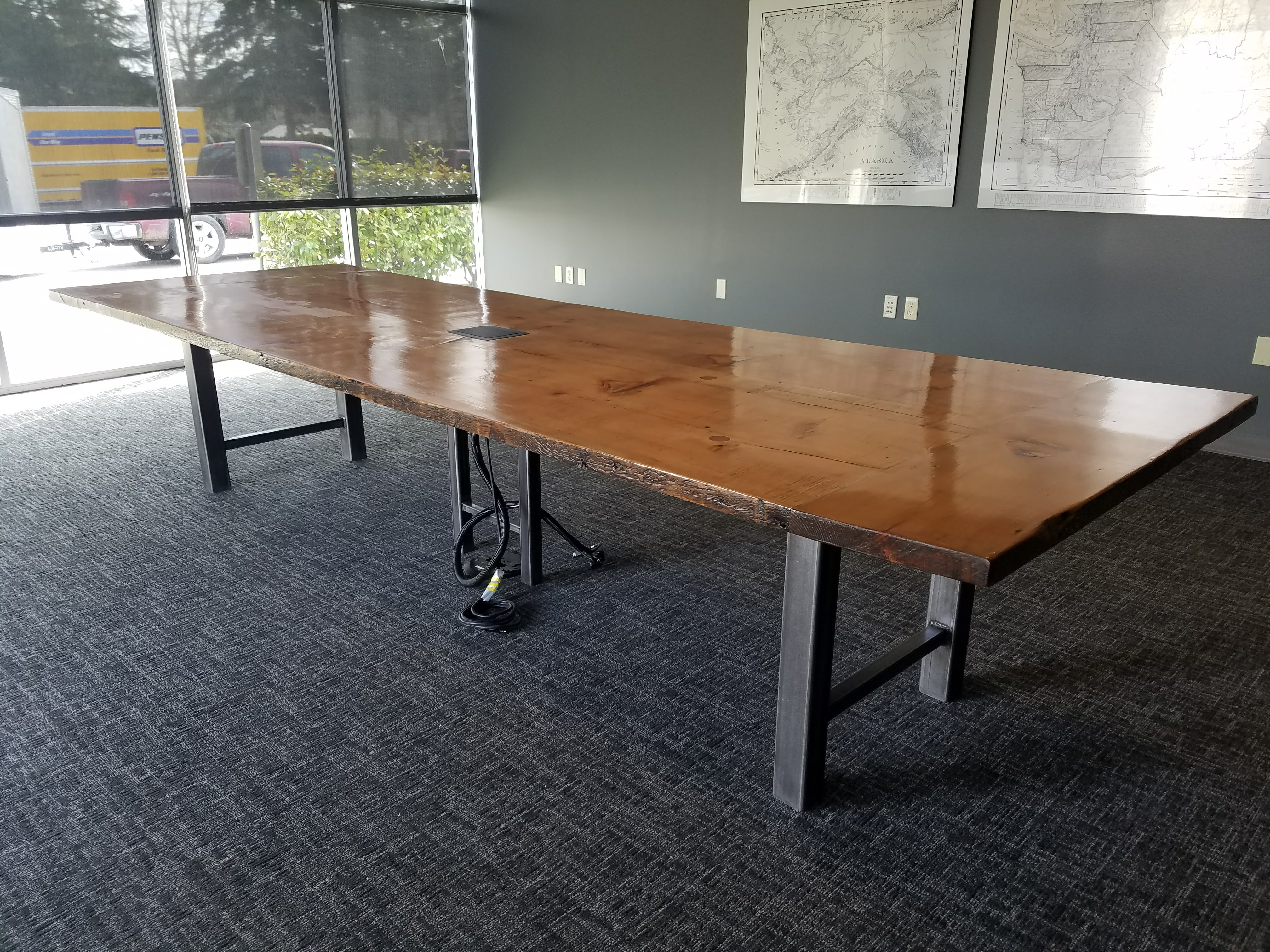 12' Conference Room Table