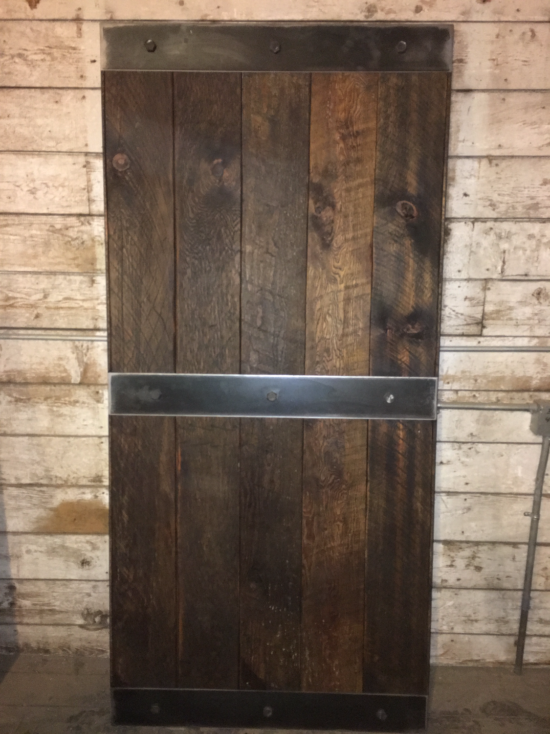 Barn Door Front Side
