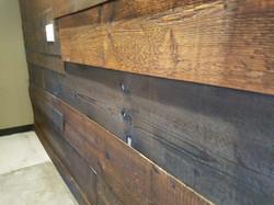 Wall Treatment Wood Grain